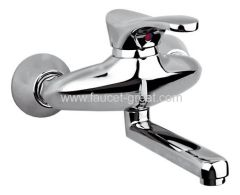 wall Mounted kitchen Sink Taps