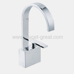 Square Kitchen Faucets
