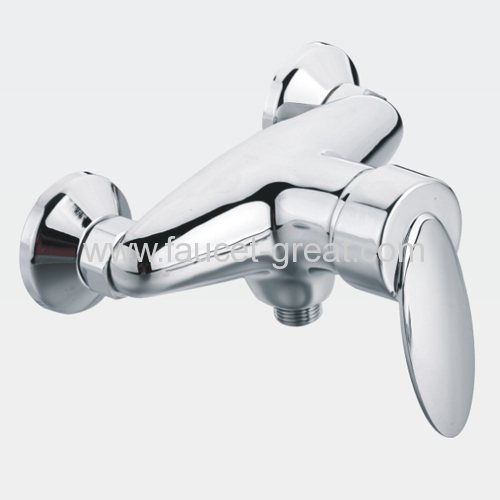 wall mount single lever Shower Faucets