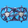 NISSAN RADIATOR FAN ASSY