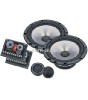 6.5 inch Two-way Car Stereo Speakers Kits With 350 Watts