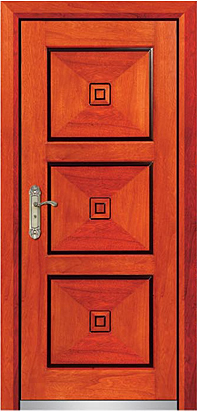 Steel-Wooden Door