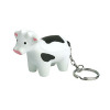Cow Stress Reliever key chain