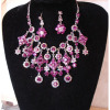 Swarovski Crystal Stone Jewelry Set