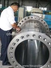Forged Cylinder for Shearing Machine