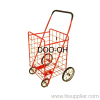 Jumbo Foldable Metal Shopping Trolley