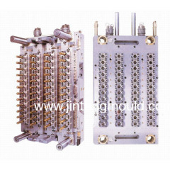 48cavity pneumatic valve preform mold