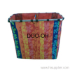Foldable and Portable Storage Basket