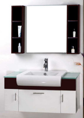 Bathroom PVC cabinet