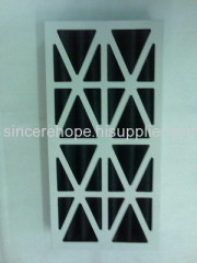 Panel Pleated Activated Carbon Filter