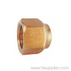 1/2NPT X 3/8FL Brass Flare fitting