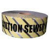 Detectable Underground Warning Tape
