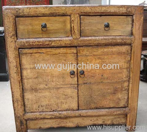 chinese old elm sideboard buffet