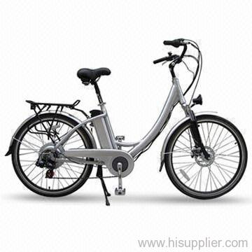 City electric bicycles