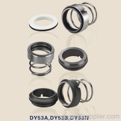 Mechanical pump seals with o-ring DY53A/DY53B/DY53N