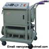 Portable fuel oil purifier