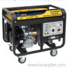 Gasoline welding machinery