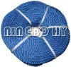 3-4 Strand Blue Poly Net Rope For Fishing