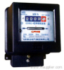 single phase electric mechanical meter