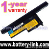 Black 4800mah laptop battery
