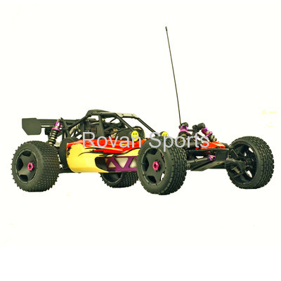 Remote Baja RC Control Car 23cc