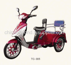 Handicapped Electric Tricycle