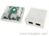 RJ45 surface mount box