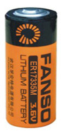 FANSO ER14505M lithium thionyl battery size AA for METER and AMR