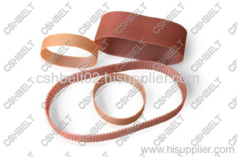 pu double-side timing belt