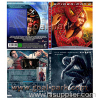 SPIDER MAN Blue Ray Disc