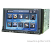 "Double din 7"" car dvd player HT-9000"