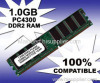 DDR2 533MHZ-4300 (LONG-DIMM)