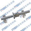 Steel grounding Ball screw