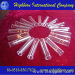 uv block quartz tube