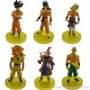 Dragon ball new figures