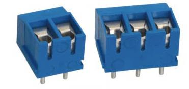 PCB Screw Terminal Block ( Pitch 5.0mm Pole: 2/3 P)