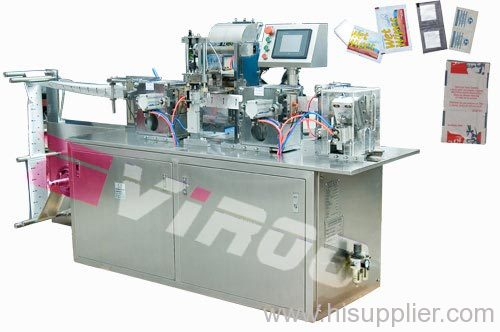 Cleansing Wipes Packaging Machine