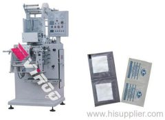 Wet Wipe Making Machinery