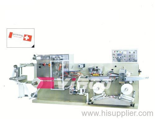 Wet Towel Packing Machine