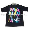 100% cotton men's short sleeve T-shirt
