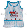 100% cotton children's vest