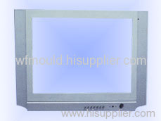 TV set mould