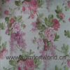 Print Curtain Fabric