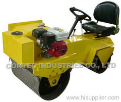 Ride on Double Cylinder Vibratory Road Roller (RR-650)