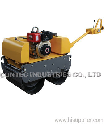 Hydrostatic Vibratory Road Roller