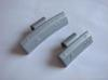 Zn clip-on wheel weights