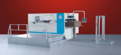 semi automatic die cutting and creasing machine