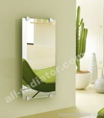 Mirror glass radiator