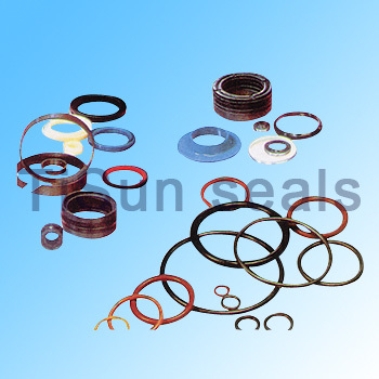 rubber seals packing