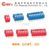 Slide type DIP switch,DIP switch